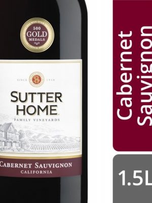 Sutter Home Cabernet Sauvignon Red Wine 1.5 LT